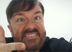 Ricky Gervais Mong Meaning